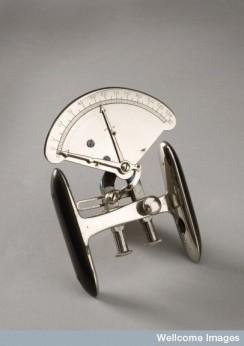 L0057988 Dynamometer, France, 1890-1910